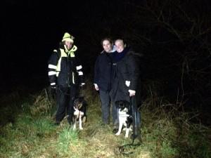 Suchhund Feline findet Malo aus Bottrop